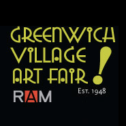 Greenwich Village Art Fair logo