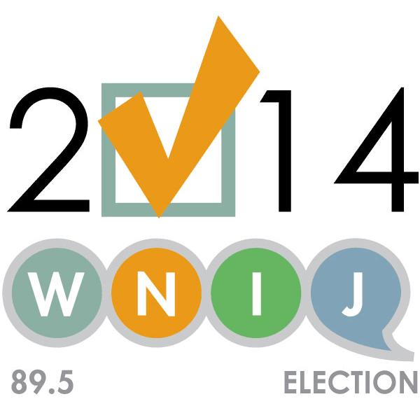 WNIJ | Election 2014 logo