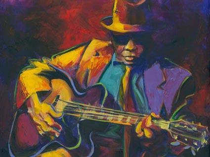 John Lee Hooker image