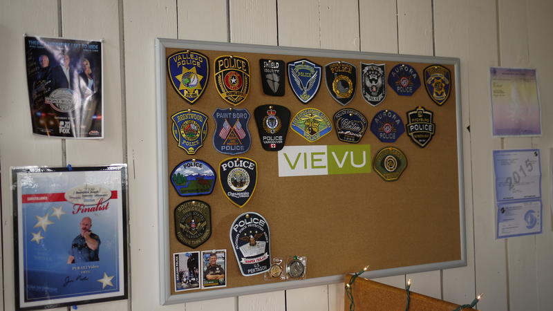 Vievu's founder claims that his police body camera company was the first in America and that 4,000 police departments have purchased the its cameras.