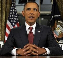 President Obama will speak from the Oval Office tonight