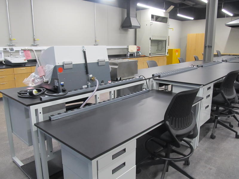 The Materials Lab at the Woodward Technology Center