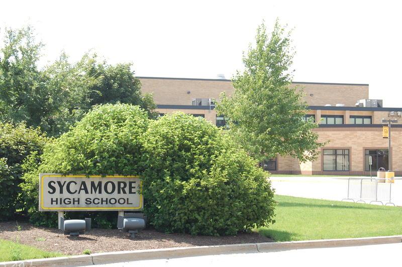 Sycamore High School in Sycamore, Ill.