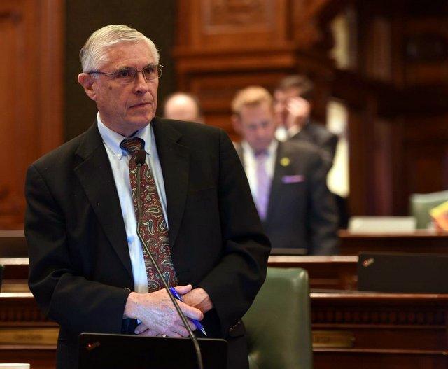 State Representative Bob Pritchard