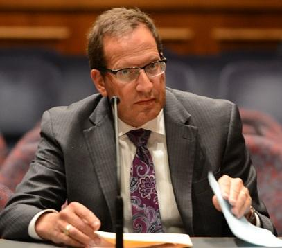 State Sen. Ira Silverstein, D-Chicago, resigned his post as Senate Majority Chair following accusations of sexual harassment.