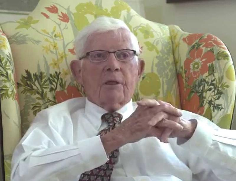 Rockford native John B. Anderson, who represented the 16th Illinois Congressional District for two decades and ran for president in 1980, died at his home on Sunday.