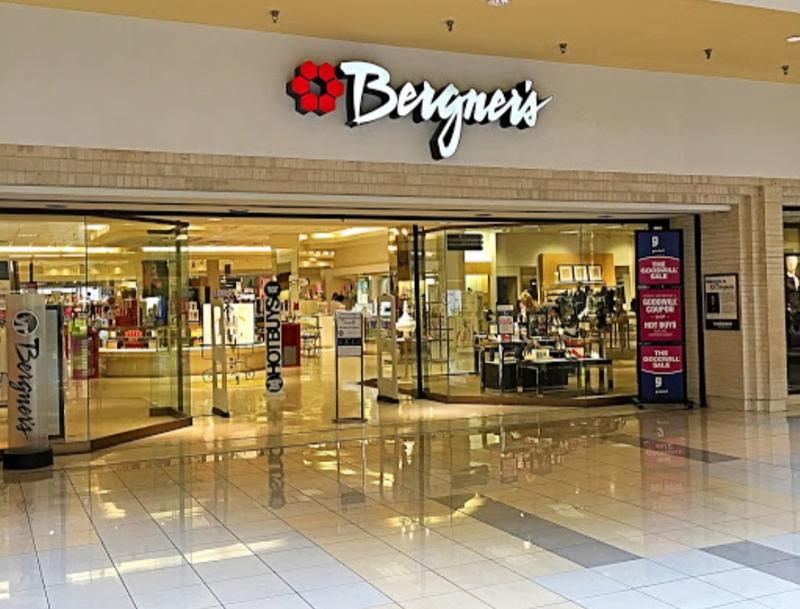 The Bergners store at the CherryVale Mall is among a dozen or more area stores expected to close as the result of Bon-Ton Stores bankruptcy.