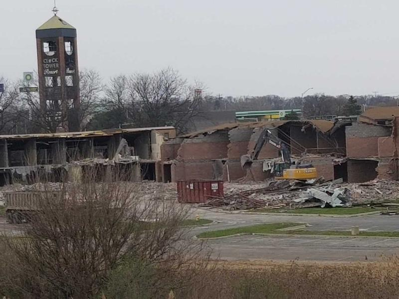 A frequently discussed location for a Rockford casino is the site of the former Clock Tower Resort, under demolition at East State Street and I-90/39. The proposed Beloit casino would be just 17 miles north of this location.