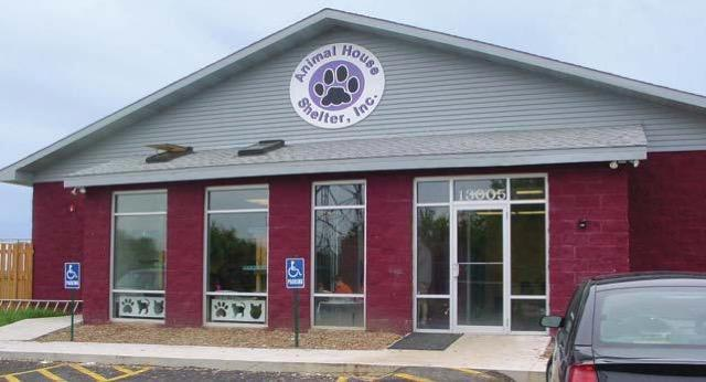 The Animal House Shelter's air conditioning unit broke last week, so staff set up an emergency GoFundMe page to buy a new one.