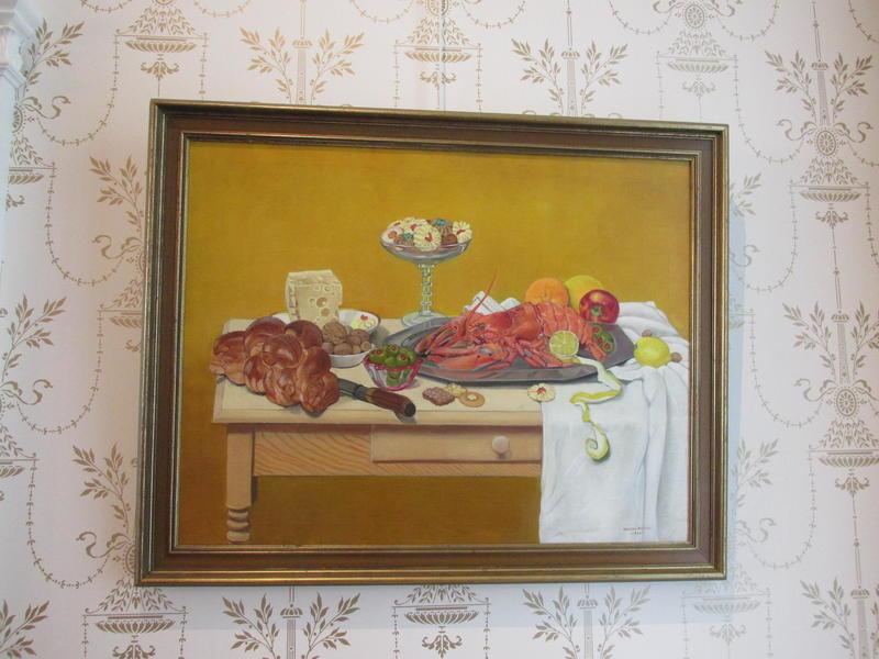 The Lobster by Macena Barton, 1946
