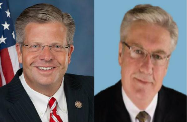 Randy Hultgren and Dennis Anderson