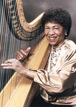 Harpist Ann Hobson Pilot