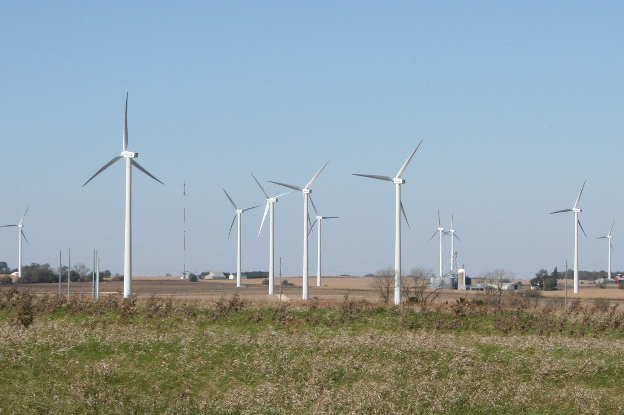 Illinois lee county lee - Lee County Board Approves Mendota Hills Wind Farm Improvements