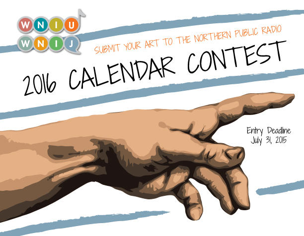 Calendar Art Contest : Submit your art to the northern public radio calendar