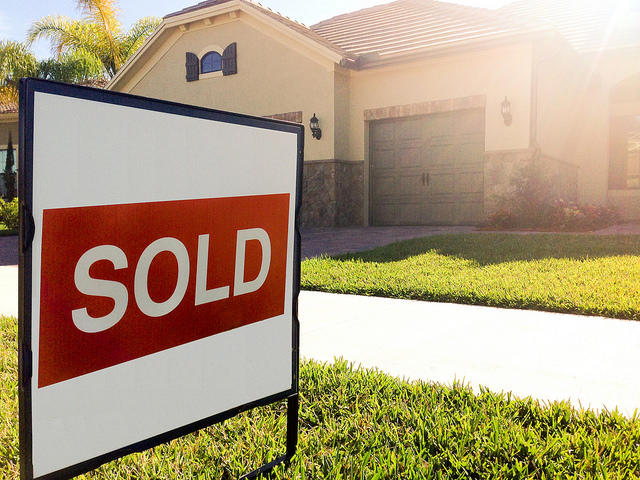 Existing-home sales post best year since 2006