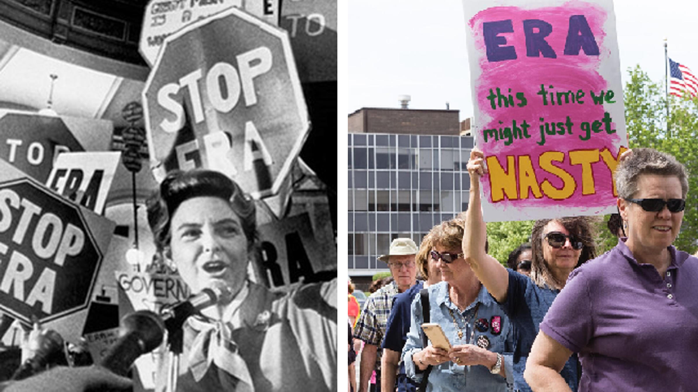 illinois issues equal rights amendment yesterday and today wnij