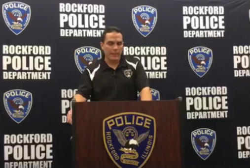 Rockford police officer killed during traffic stop