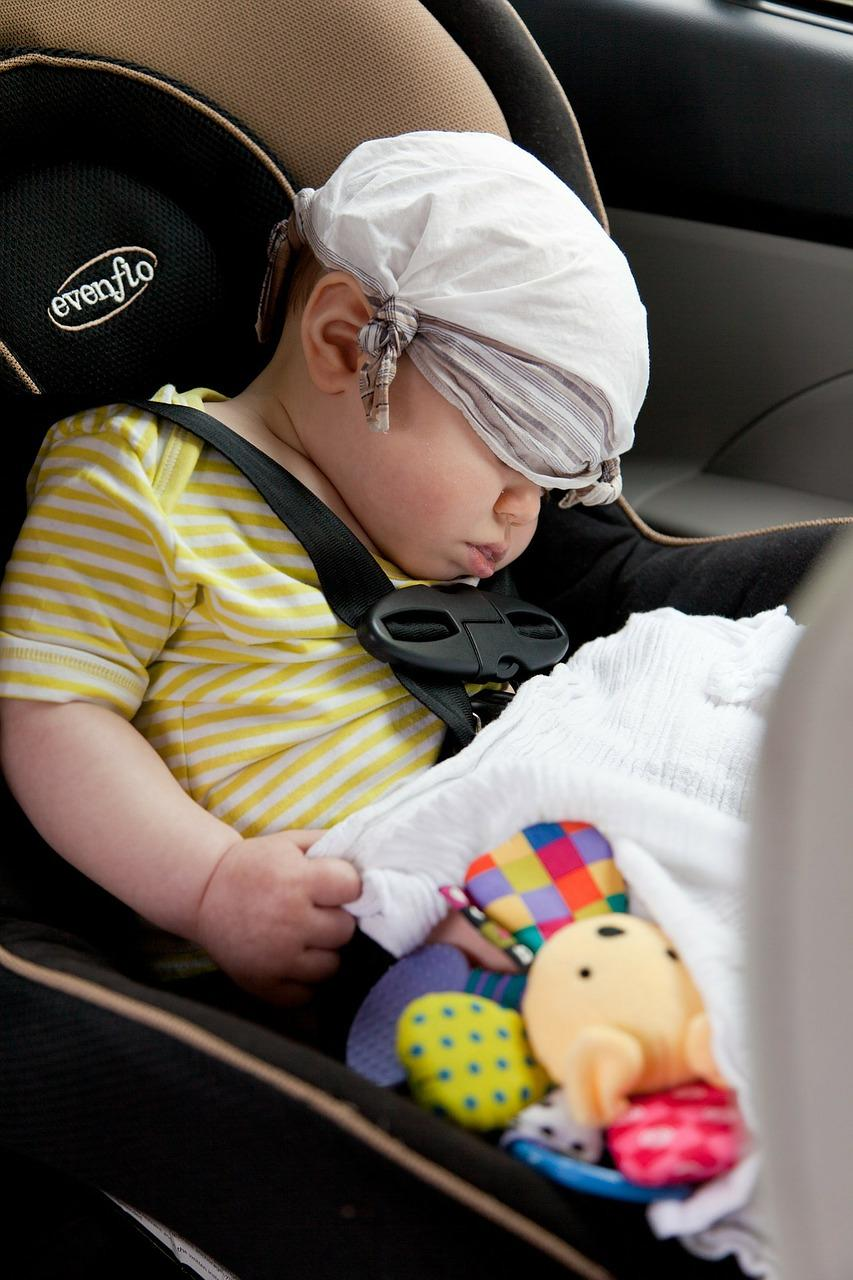 New Law Mandates Rear Facing Carseats For Illinois Children Under Two
