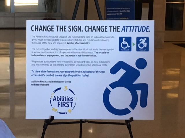 New Signs To Recognize Progress For The Disabled Wnin
