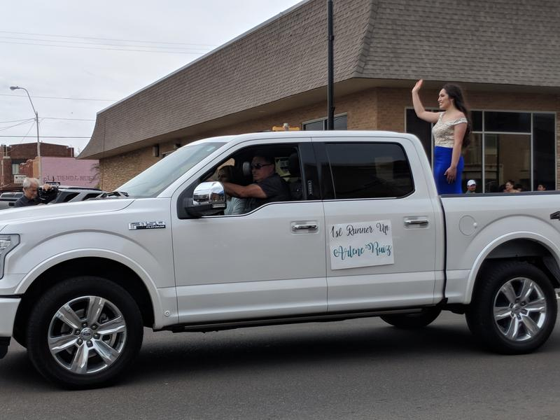 Cinco de Mayo Parade in Liberal, Kansas