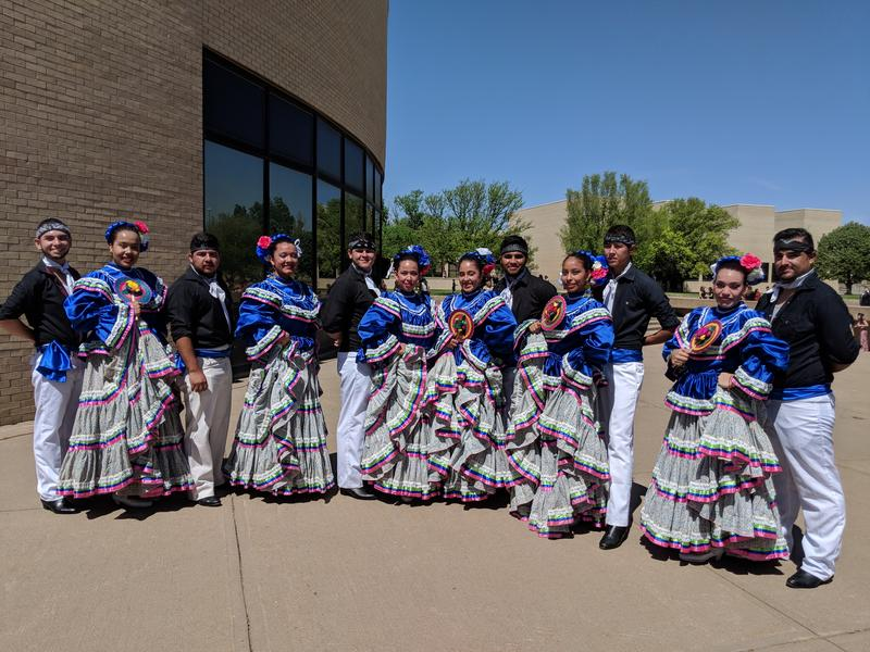 Grupo Omawari from Chihuahua Mexico in Liberal, Kansas