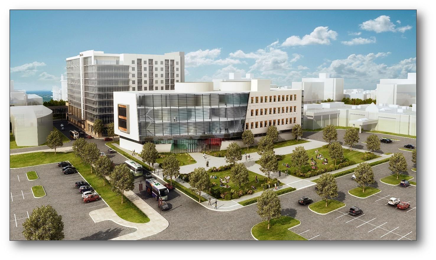 IU Medical School to downtown Evansville - 14news.com