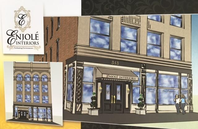 Enjole 39 Interiors Planned For Main St Wnin