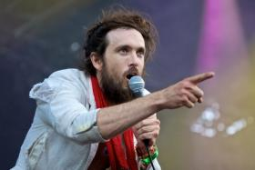 Alex Ebert of Edward Sharpe & the Magnetic Zeros