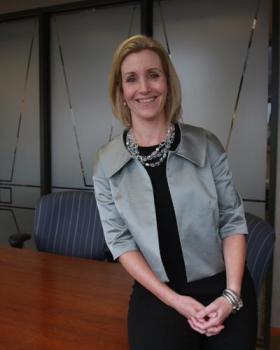 Julie Janson, President of Duke  Energy Ohio and Duke Energy Kentucky