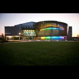 Griffin Hall, NKU's Informatics showplace.