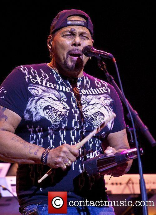 Four-time Grammy winner Aaron Neville