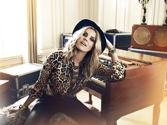 "Grace Potter's new album, ""The Lion the Beast the Beat,"" arrives in stores Tuesday. Provided photo"