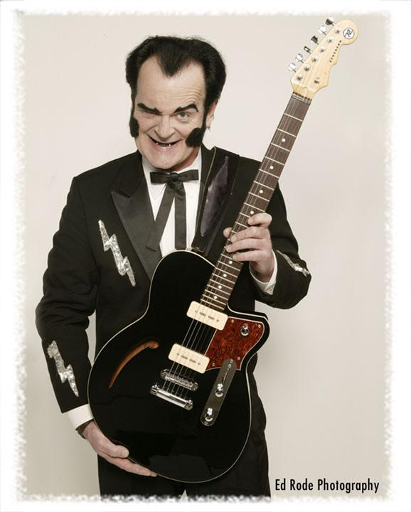 Unknown Hinson performs August 4th