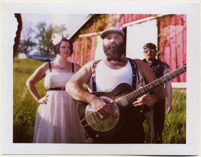 Reverend Peyton's Big Damn plays the WNKU Series in the Taft Ballroom on November 24th.