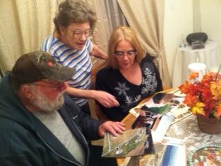 Peggy Ohmer, Tami and Bob Beatty share photos of tornado damage