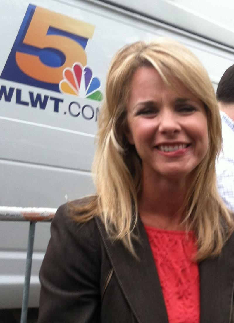 WLWT news anchor Sheree Paolello
