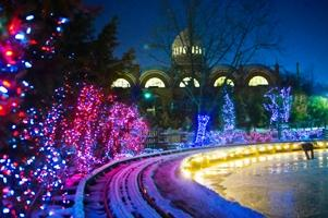 PNC Festival of Lights takes place now through January 1st at the Cincinnati Zoo