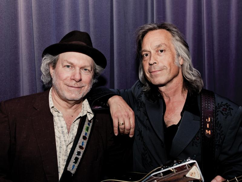 Buddy Miller and Jim Lauderdale play the Southgate House Revival Thursday night.