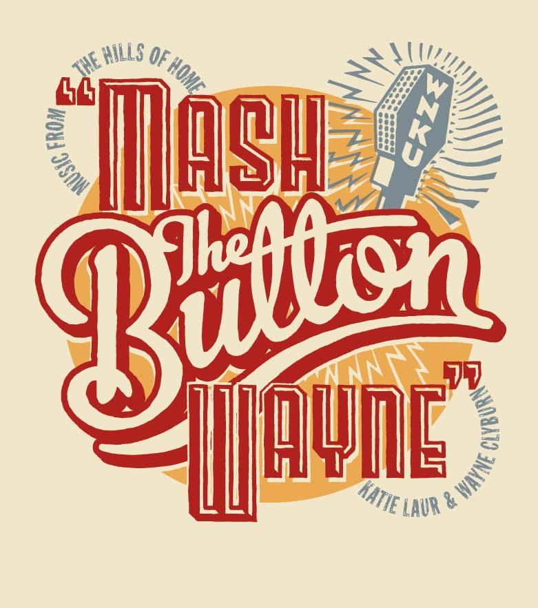 "Pick up the brand new ""Mash the Button, Wayne"" T-shirt for a pledge of $120"
