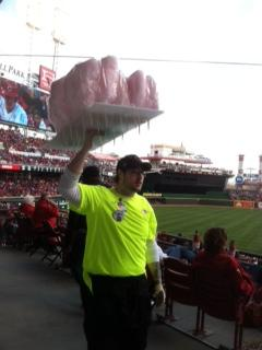 Opening Day at GABP is SWEET!