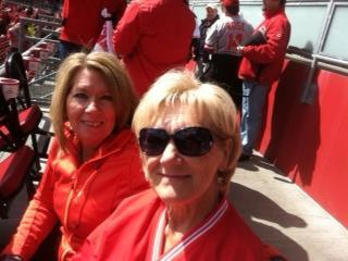 Tara Peele and Linda Schwartz