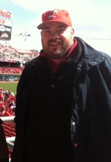 Father Robert Beach of Louisville, KY