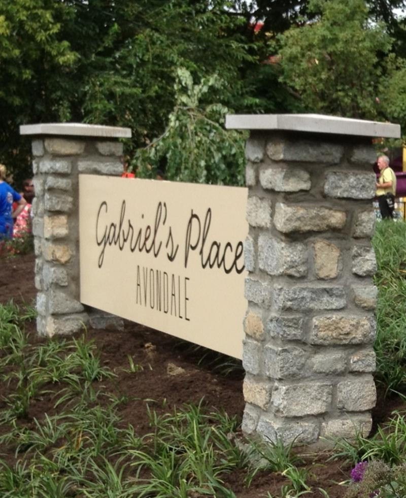 Gabriels's Place unveiled