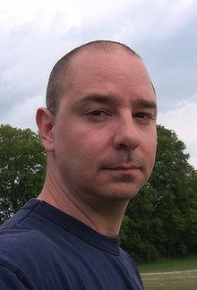 3-Time Hugo Award winner, JohnScalzi