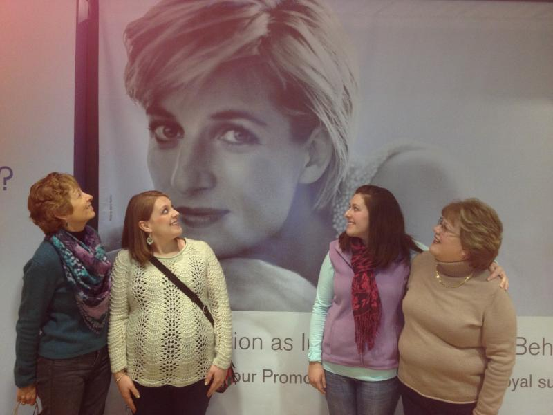 Fans of Princess Diana from Clermont County