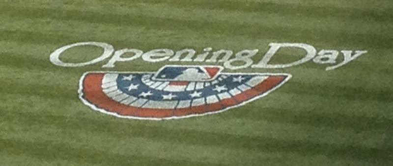 Opening Day 2014, Great American Ball Park