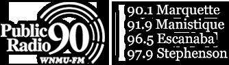 WNMU-FM logo
