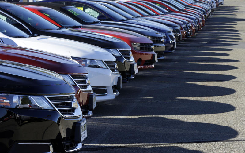US auto sales seen lower in January GM Ford post declines