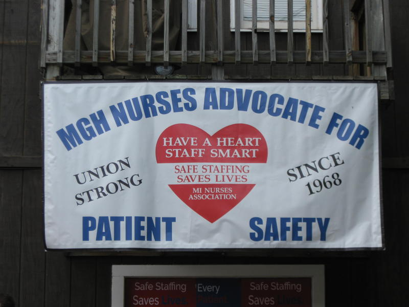 Marquette Nurses Say Uphs Needs To Ensure Better Patient Care