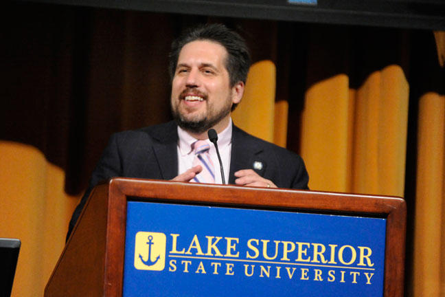 Lake Superior State University president dies after surgery